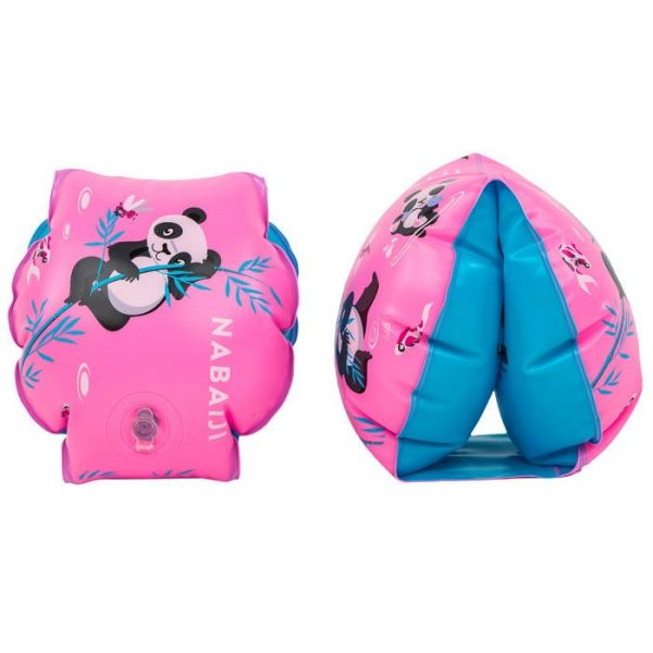 Kids Swimming Armbands for 11-30kg (Green)