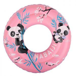Phao bơi cho bé từ 3-6Y (2 màu xanh lá/hồng)