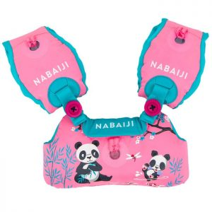 Child's TISWIM Progressive Swimming Armbands-Waistband (Pink)