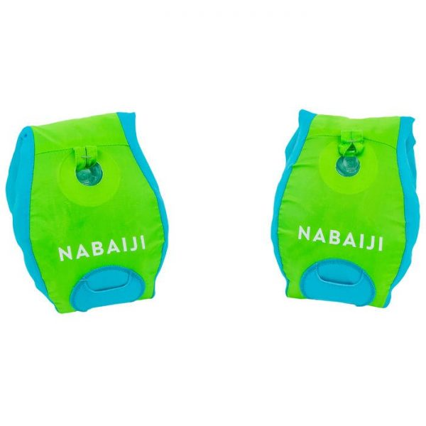 Child's TISWIM Progressive Swimming Armbands-Waistband (Green)