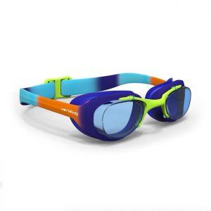 Kính bơi cho bé (2 màu xanh dương/hồng)